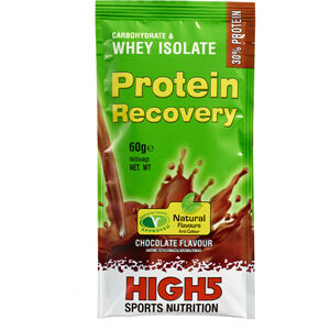 High5 Protein Recovery Drink Chocolate 60g bei fahrrad.de Online