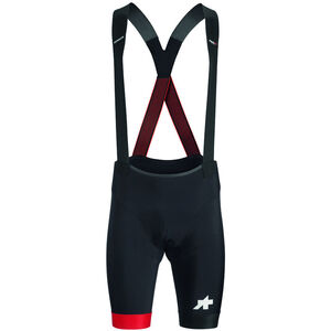 assos Equipe RS S9 Bib Shorts Herren national red national red