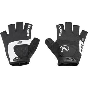 Roeckl Idegawa Handschuhe schwarz/weiß schwarz/weiß