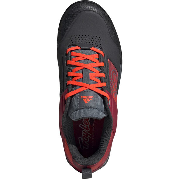 adidas Five Ten Impact Pro TLD Schuhe Herren carbon/strong red/solar red