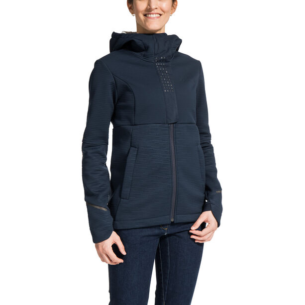 VAUDE Cyclist Winter Softshell Jacke Damen eclipse