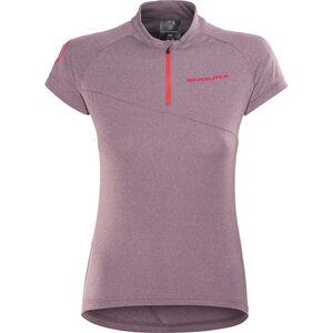 Endura SingleTrack Lite Short Sleeve Jersey Women mulberry bei fahrrad.de Online