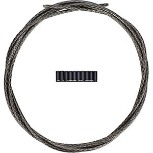Jagwire LEX SL Schaltzugaussenhülle 4,5mm 2,5m schwarz schwarz