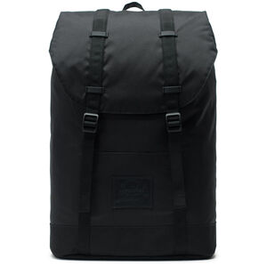 Herschel Retreat Light Rucksack black black