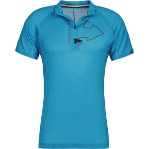 RaidLight Performer Kurzarm T-Shirt Herren electric blue electric blue