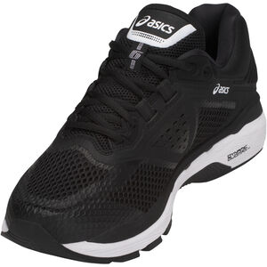 asics GT-2000 6 Shoes black/white/carbon