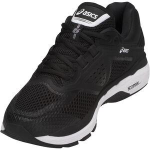 asics GT-2000 6 Shoes Men Black/White/Carbon bei fahrrad.de Online