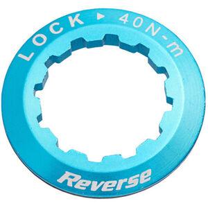 Reverse Kassetten Lockring hellblau hellblau