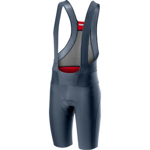 Castelli Premio 2 Bib Shorts Herren dark/steel blue dark/steel blue