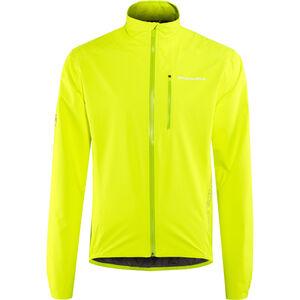 Endura Hummvee Lite Jacke Herren neon-gelb bei fahrrad.de Online