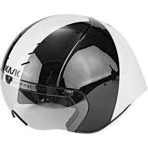 Kask Mistral Helm schwarz / weiß bei fahrrad.de Online