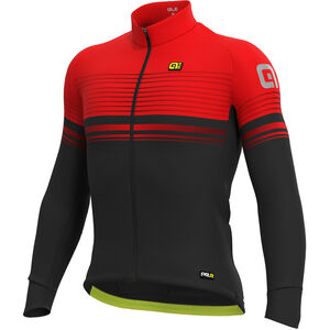 Alé Cycling Graphics PRR Slide Micro Jersey Herren black-red black-red