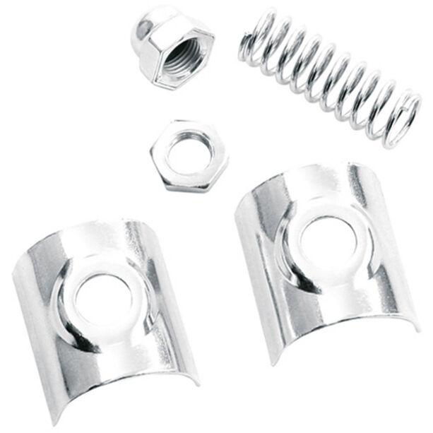 SKS Griff-Set für Rennkompressor silber