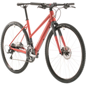 Cube SL Road Trapez red/grey red/grey
