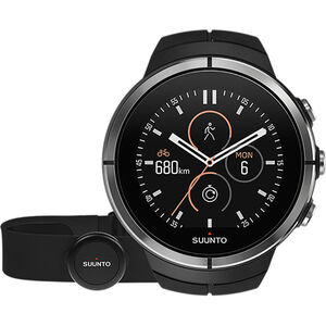 Suunto Spartan Ultra HR GPS Outdoor Watch Black bei fahrrad.de Online