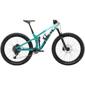 Trek Fuel EX 9.8 GX miami green to teal fade miami green to teal fade