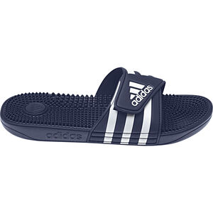 adidas Adissage Sandals Herren dark blue/ftwr white/dark blue dark blue/ftwr white/dark blue