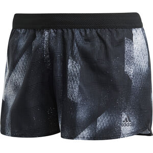 adidas Sub 2 Split Shorts Damen black black
