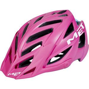 MET Terra Helm matt pink/cyan matt pink/cyan