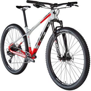 GT Bicycles Zaskar Carbon Expert satin battleship grey/red/black satin battleship grey/red/black