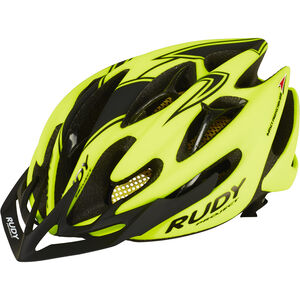 Rudy Project Sterling Helmet yellow fluo black yellow fluo black