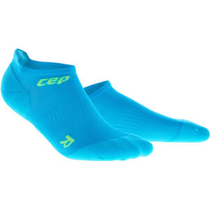 cep Dynamic+ Ultralight No Show Socks Herren electric blue/green electric blue/green