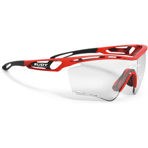 Rudy Project Tralyx XL Glasses Fire Red Gloss - ImpactX Photochromic 2 Black bei fahrrad.de Online