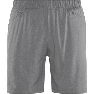 asics 2-N-1 7In Shorts Men Dark Grey Heather bei fahrrad.de Online