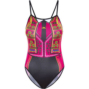 Turbo Torera Thin Strap Swimsuit Women Black bei fahrrad.de Online