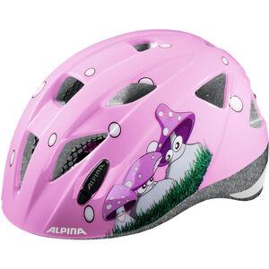 Alpina Ximo Helmet Juniors happy mushroom bei fahrrad.de Online