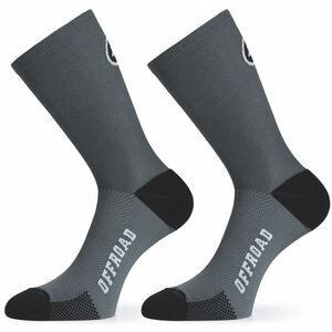 assos XC Socks torpedo grey torpedo grey