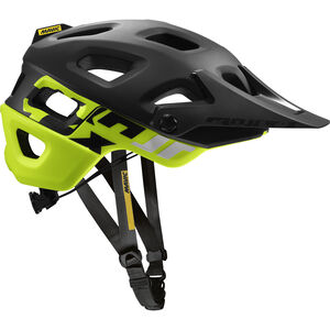 Mavic Crossmax Pro Helmet black/safety yellow black/safety yellow