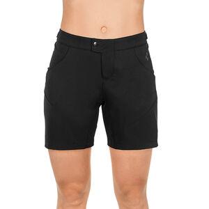 Cube Tour Baggy Shorts inklusive Innenhose Damen black black