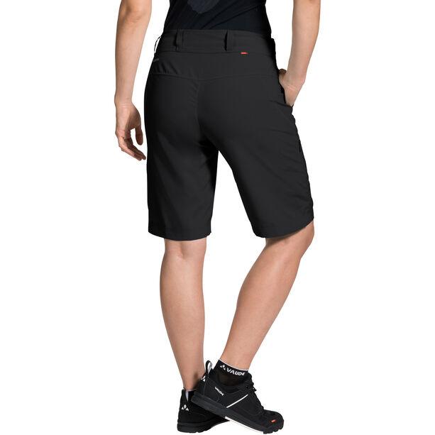 VAUDE Ledro Shorts Damen black