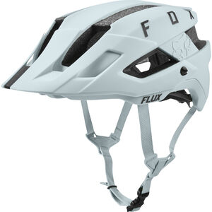 Fox Flux Solid Trail Helmet Herren iced iced