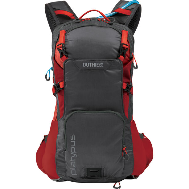 Platypus Duthie 10 Pack red alloy