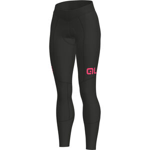 Alé Cycling Clima Protection 2.0 Future Be Hot Tights Women nero-rosa fluo/black-fluo pink bei fahrrad.de Online