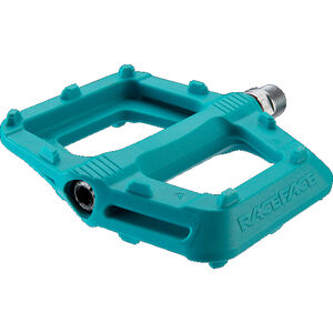 Race Face Ride Pedale turquoise turquoise