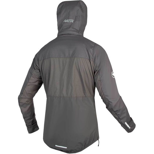 Endura MTR Spray Pullover Herren tin grey