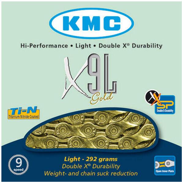 KMC X-9 SL Kette