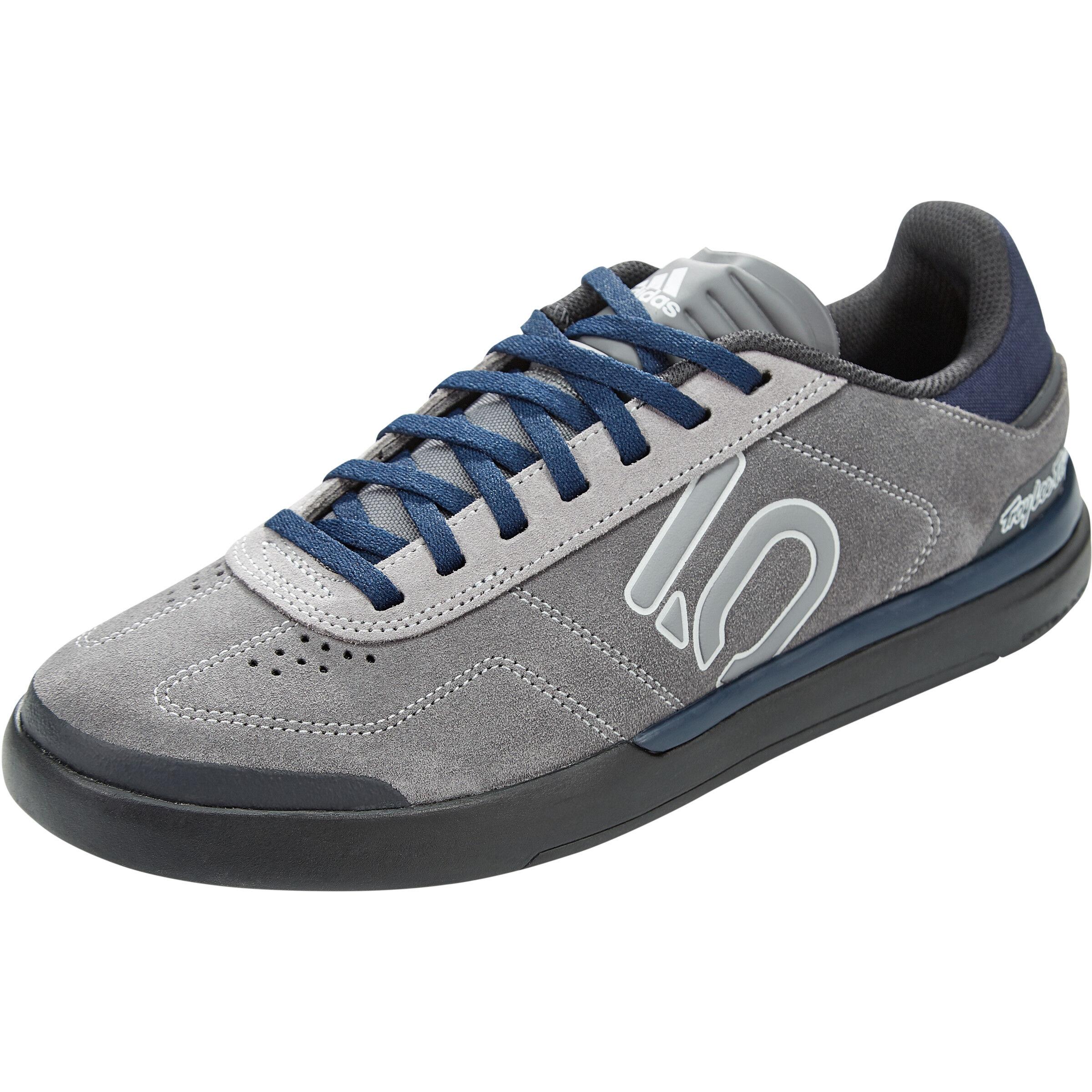 greycollegiate navy Low Herren threeclear adidas Sleuth grey TLD Five Schuhe Ten Cut DLX DIHWE92