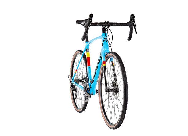 Ridley Bikes Kanzo Speed 105 Mix HD belgian blue/black