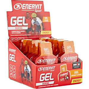 Enervit Sport Gel Box 24x25ml Orange