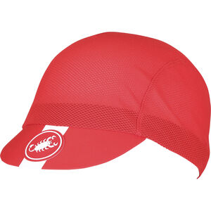 Castelli A/C Cycling Cap red red