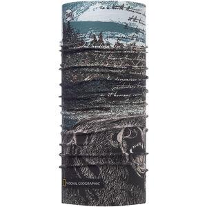 Buff National Geographic Coolnet UV+ Neck Tube silvertip multi silvertip multi