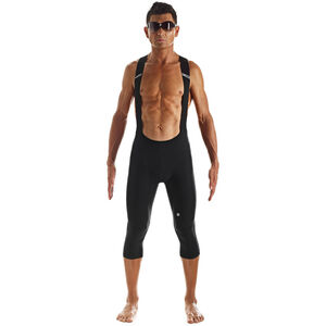 assos tiburuKnickersMille_S7 Bib Tights Men blackSeries bei fahrrad.de Online