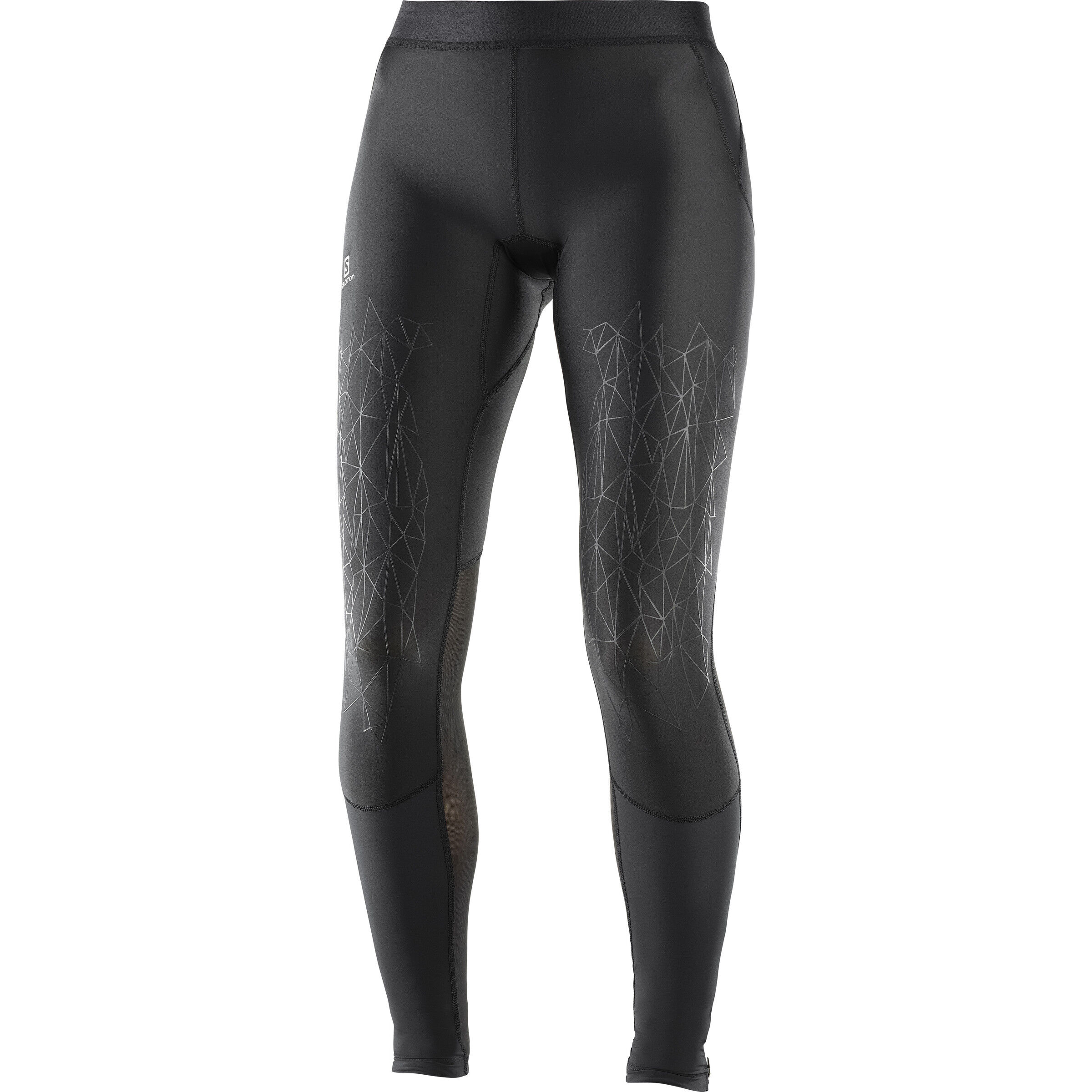 Salomon Intensity Long Tights Damen black