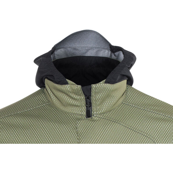 GORE WEAR C3 Urban Windstopper Jacket Men castor grey