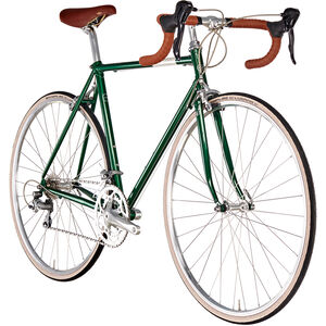 Creme Echo Doppio 18-speed dark green bei fahrrad.de Online
