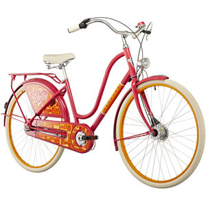 Electra Amsterdam Fashion 3i joyride bright pink bei fahrrad.de Online